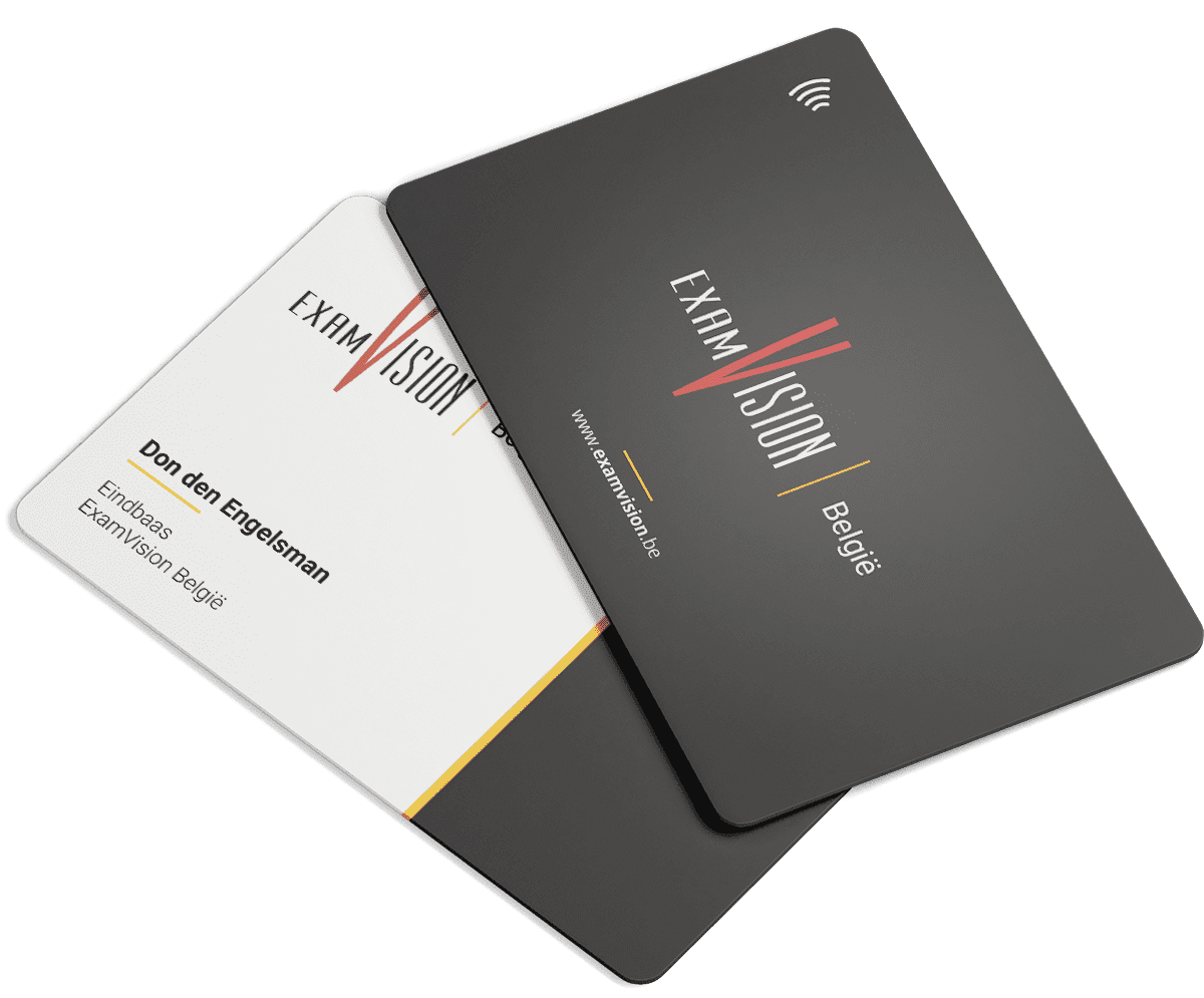 Smart Personalised Business card QuickConnected